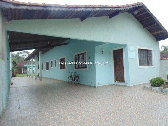casa para venda no bairro Guaraú em Peruíbe