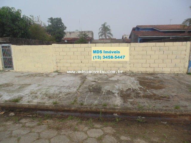 terreno para venda no bairro Maria H. Novaes em Peruíbe