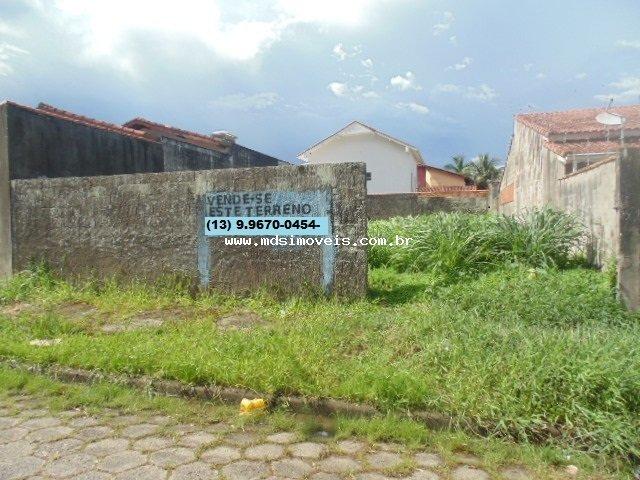 terreno para venda no bairro Cidade Nova Peruíbe em Peruíbe