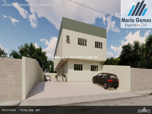 apartamento para venda no bairro Belmira Novaes em Peruíbe
